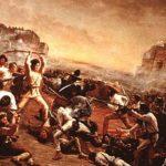 Кто выиграл битву при Аламо?