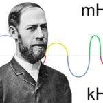 Кто открыл электромагнитные волны?