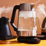 Когда был изобретен электрический чайник?