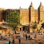 Каковы были некоторые из достижений древней Ганы?