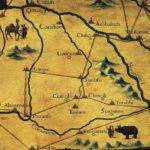 Кто придумал первую карту?