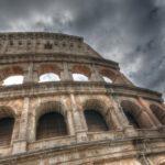 Какие материалы использовались для строительства Колизея?