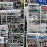 Кто изобрел газету?