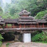 Что люди использовали для жилья в древнем Китае?