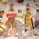 Чем торговали древние китайцы?