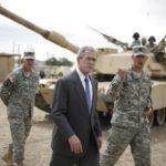 Почему Джордж Буш объявил войну Ираку?