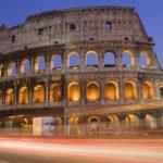 Сколько времени понадобилось, чтобы построить Колизей?