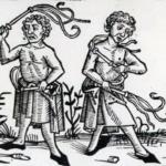 Кем были жгутики (флагеланты) во время черной смерти?