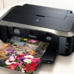 Когда был изобретен первый принтер?