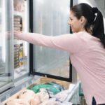 Когда был изобретен морозильник?