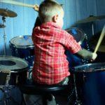 Кто изобрел первый барабан?