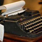 Как пишущая машинка изменила мир?