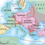 Где велась Первая мировая война?